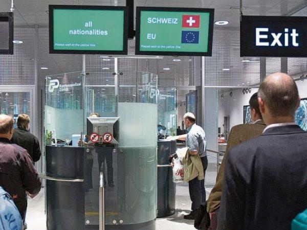 Tightened regulations to entry Switzerland?